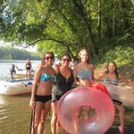 Photo de Delaware River Tubing