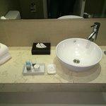 Foto da Pia do Banheiro