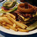 Un bon burger pour débuter la journée