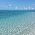 Beautiful crystal clear water
