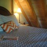 Cozy, generous, comfortable room