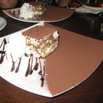 This is how their Tiramisu looks like. Can you resist it? We can't!