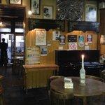 interno sala pub