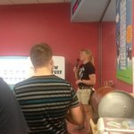 Fun tour guides tells us everything we always wanted to know about making ice cream.