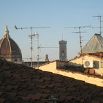 roof top of Duomo Dome and Bell Tower