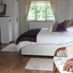 Oak Tree Cottage - The Room