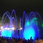 Salou Fountain of Entertainment
