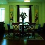 Dinning room in House24