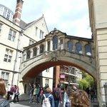 Tour en Oxford