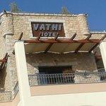 Foto de Vathi Hotel
