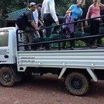 The Safari truck:-)