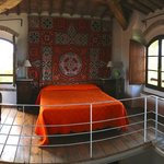 Panoramic of the Tower Room
