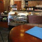 Café in lobby