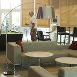 Hotel Novotel Senart Golf de Greenpar Essonne Paris - Bar 6