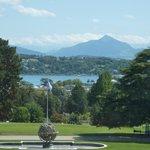 Ariana Park at the Palais des Nations, Lake Geneva