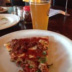 Awesome Pizza & Beer!