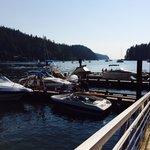 Plumper Cove Marine Provincial Park