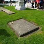 Frederick The Great's grave