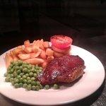 8oz Rump Steak £6.45