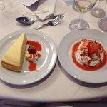 Lovely wedding desserts!
