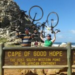 Cycled to the Cape