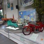 sala de motos