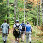 Guided hike included in  Vermont Autumn Walking Experience