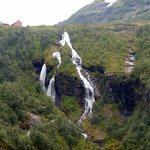 Views from Flam railway