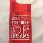 whimsical Do Not Disturb door hanger