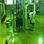 Gym at Dynastic