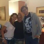 Roberta, Billy e Andrea