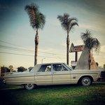 Wigwam Motel in San Bernardino, CA.