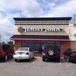 Jimmy John's - entrance
