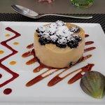Un bon dessert miam
