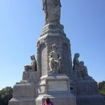 'Forefathers' Monument at Plimouth, MA 8/27/2014