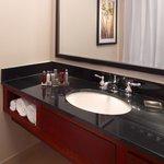 Bathroom Vanity of Guest Room