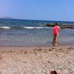 Nissaki beach