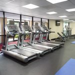 Take advantage of the great equipment provided in the onsite fitness area.