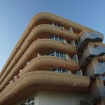 hotel balkony