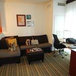 Studio King Livingroom
