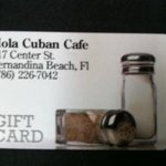Hola Cuban Cafe Gift Certificates