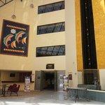 lobby toward casino