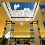 Skylight in the Lobby