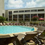 While staying with us, relax and enjoy our indoor/outdoor pool!