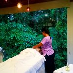 Masssages in the Spa at Arenal Observatory Lodge