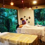 Spa at Arenal Observatory Lodge