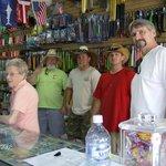 Minerva's Baja Tackle store