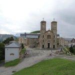L'église de ND de la Salette