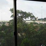 Uninspiring view from 327