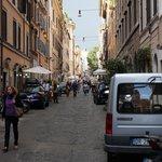 Via Urbana - Nice street